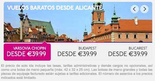 oferta-junio-wizz Ofertas de vuelos primera entrega de Junio