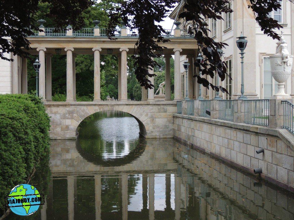 parque-lazienki-varsovia-viajohoy60 El Palacio de la Isla – Viaje a Varsovia