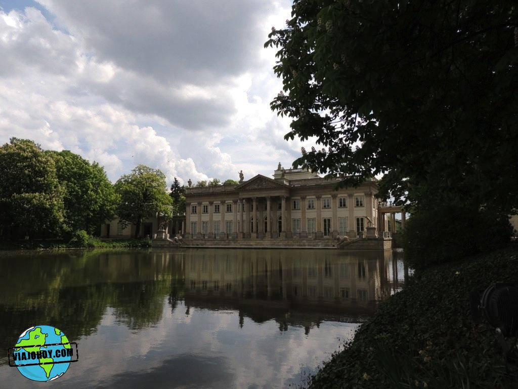 parque-lazienki-varsovia-viajohoy73 El Palacio de la Isla – Viaje a Varsovia