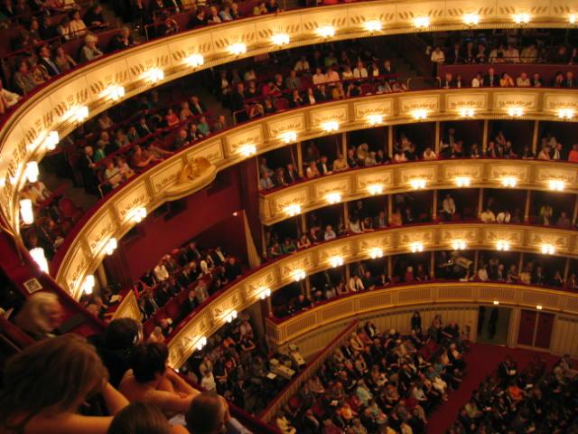staatsoper 2 Staatsoper: Casa de la Ópera