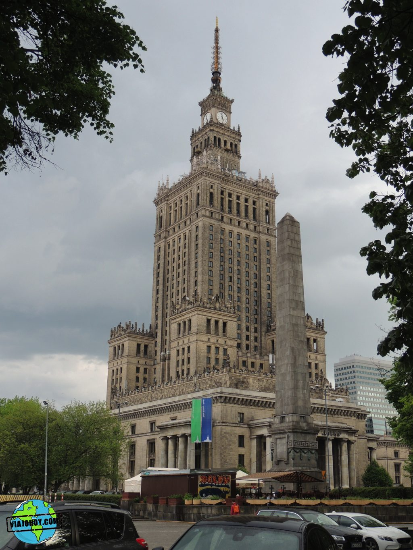 visita-disfruta-varsovia-viajohoy257 Palacio de la Cultura y la ciencia – Disfruta Varsovia