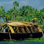 Descubre los paisajes de Alappuzha en la India
