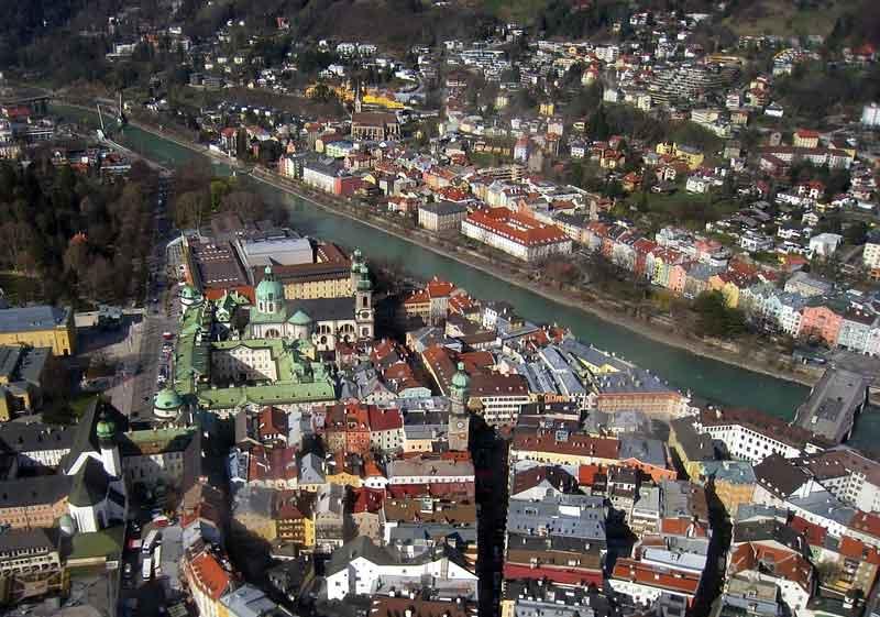 Innsbruck-viajohoy2 Innsbruck, la belleza helada de Austria