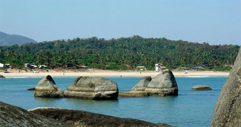 agonda-beach La India y su Playa Solitaria, Agonda