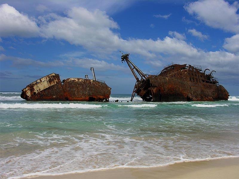 cabo-santa-maria-visita-cabo-verde Paradisíacas playa en el Cabo Santa María – Visita Cabo Verde