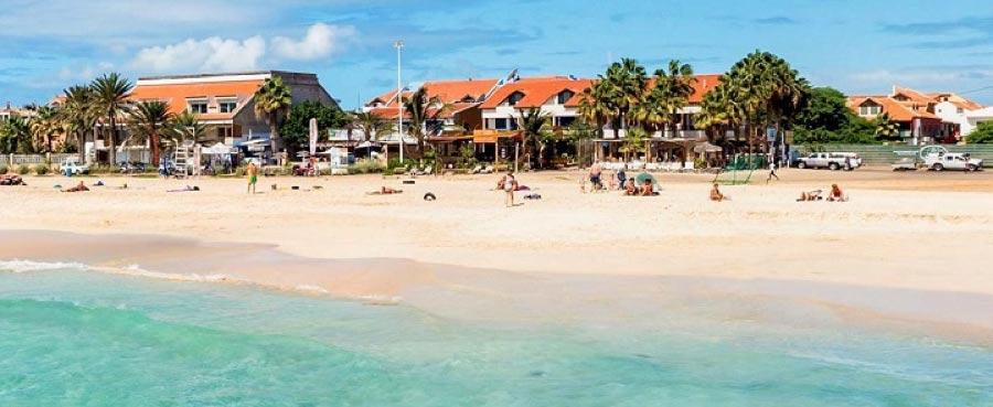 cabo-santa-maria-visita-cabo-verde3 Paradisíacas playa en el Cabo Santa María – Visita Cabo Verde