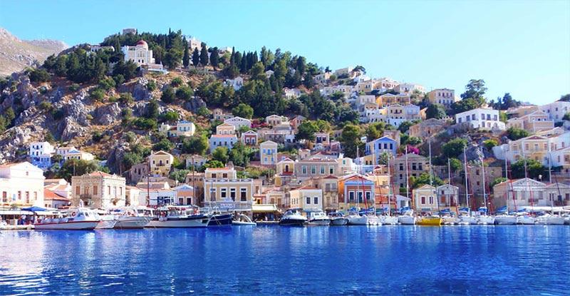 isla-Symi-grecia 10 Islas griegas no tan conocidas – Visita Grecia
