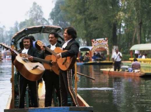 visita-Xochimilco-mexico Una Venecia florida – Visita Xochimilco