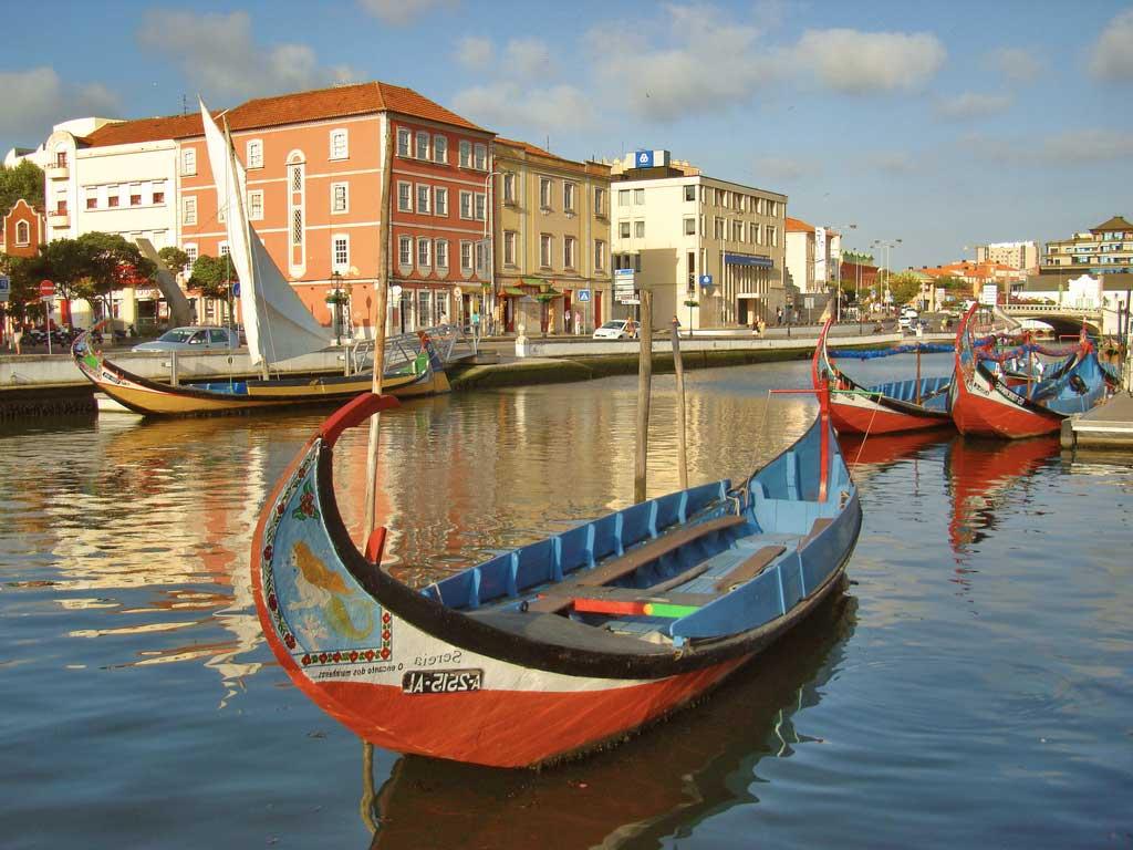 visita-aveiro-portugal2 Aire con sabor a Sal- Visita Aveiro