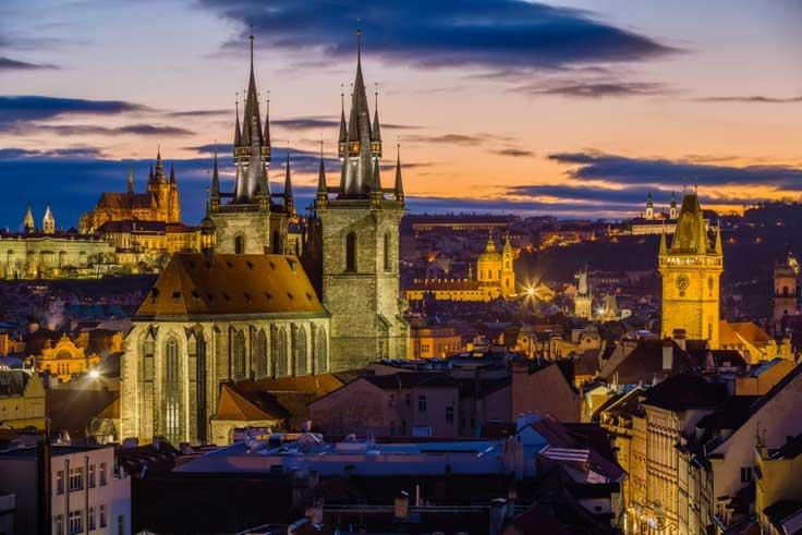 visita-praga6 Motivos para visitar Praga