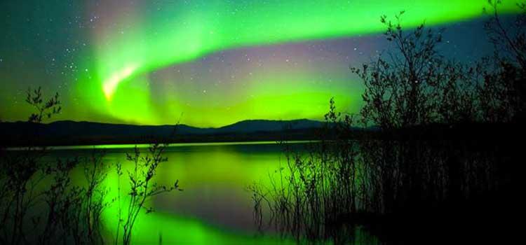 aurora-boreal-finlandia Auroras boreales, el sueño de todo viajero