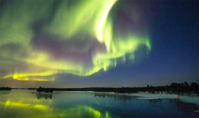 aurora-boreal-finlandia2 Auroras boreales, el sueño de todo viajero