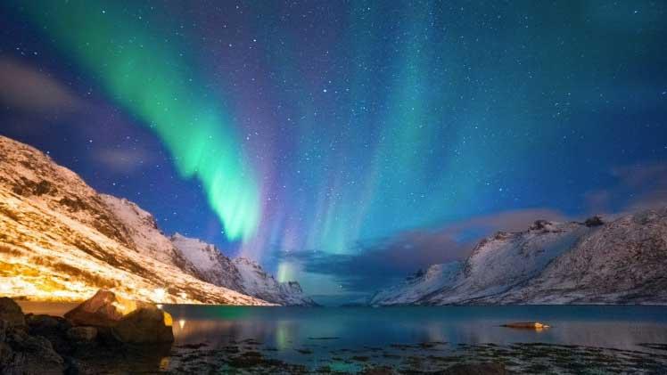 aurora-boreal-noruega2 Auroras boreales, el sueño de todo viajero