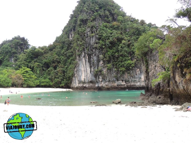Tour a las Islas Hong en Krabi – Ao Nang