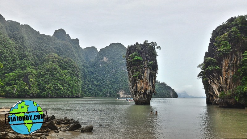 tour-bond-island-krabi-viajohoy11 Excursión a la James Bond Island desde Krabi (Ao Nang)