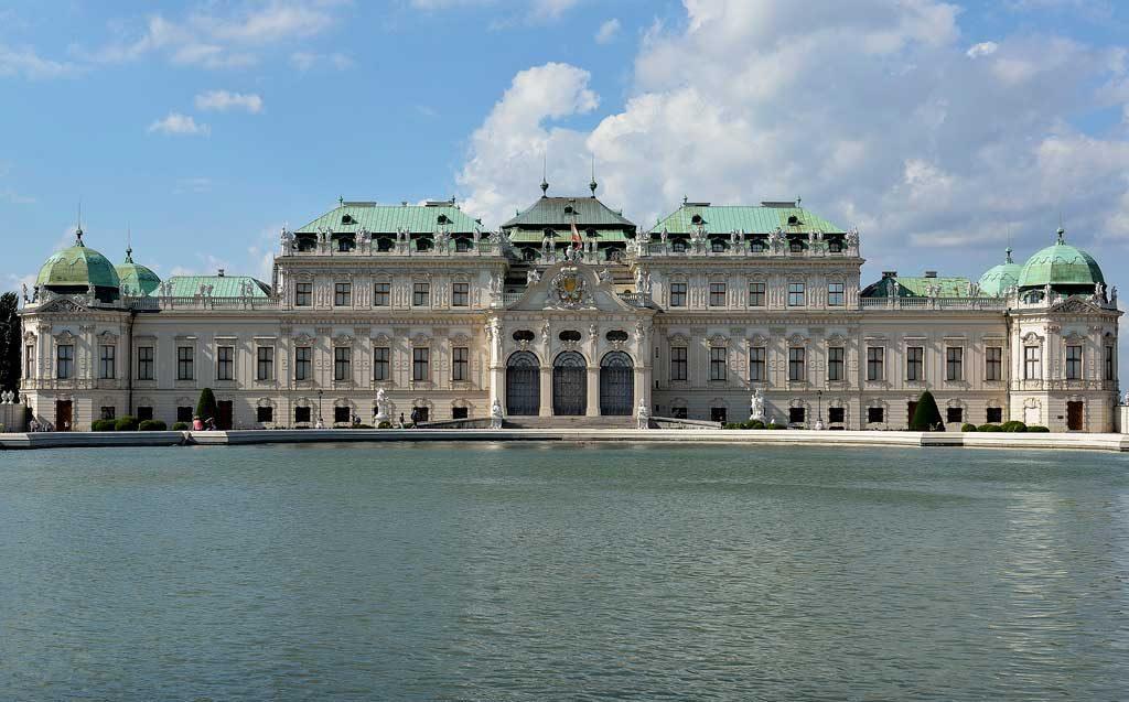 belvedere-complejo-palaciego Belvedere: el complejo palaciego