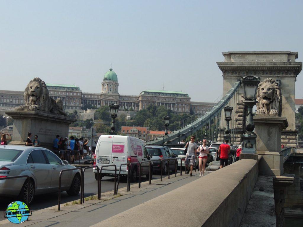 castillo-buda-budapest-viajohoy-1 El fabuloso Castillo de Buda en Budapest