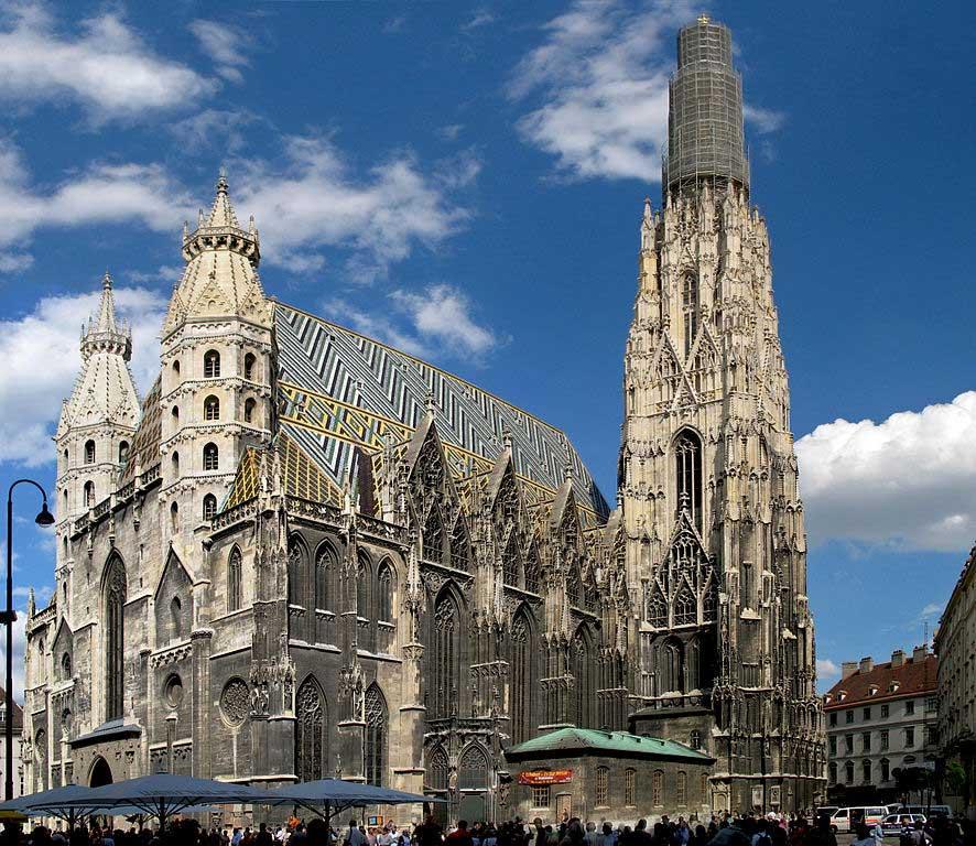 catedral-san-esteban-visita-viena4 Stephansdom – Catedral de San Esteban