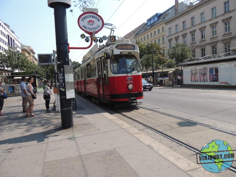 transporte público Viena Viaje a Viena segun mi opinión