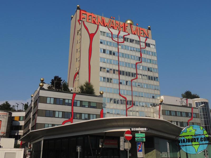 La planta de reciclados parte oficinas Viaje a Viena segun mi opinión