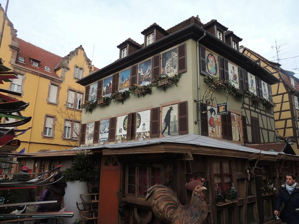 navidades-colmar-4 Festejos de Navidad en Colmar – Alsacia.
