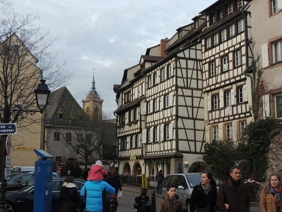 navidades-colmar Festejos de Navidad en Colmar – Alsacia.
