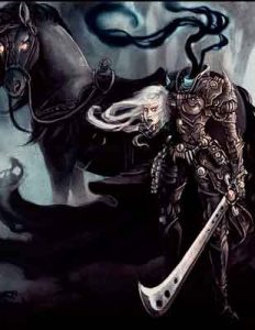 Dullahan Elfos, duendes y Hadas de Irlanda