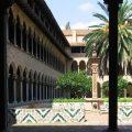 lugares-encanto-barcelona-pedralbes Lugares especiales para alojarse en Barcelona