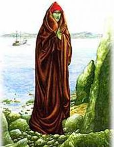 Merrow Elfos, duendes y Hadas de Irlanda
