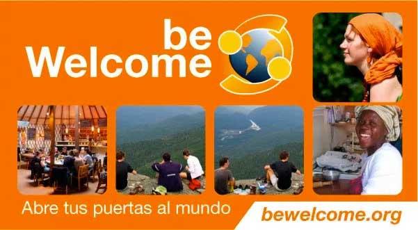 BeWelcome – Intercambiando hospitalidad