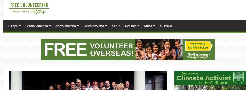 freevolunteering3 Free volunteering