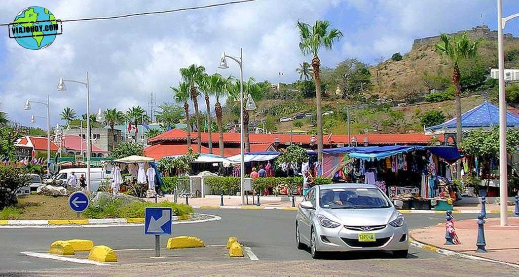 Marigot - Saint Martin Saint Martin un paraíso en el caribe – guía de viaje