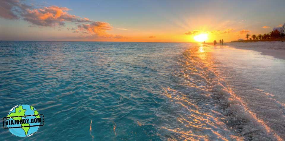 Grace Bay Beach Guía de viaje Caribe Islas Turcas y Caicos