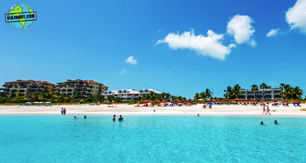 Guía de viaje Caribe Islas Turcas y Caicos