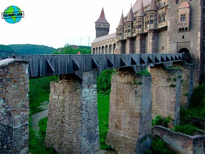 castillo-poenari-vlad Rumanía