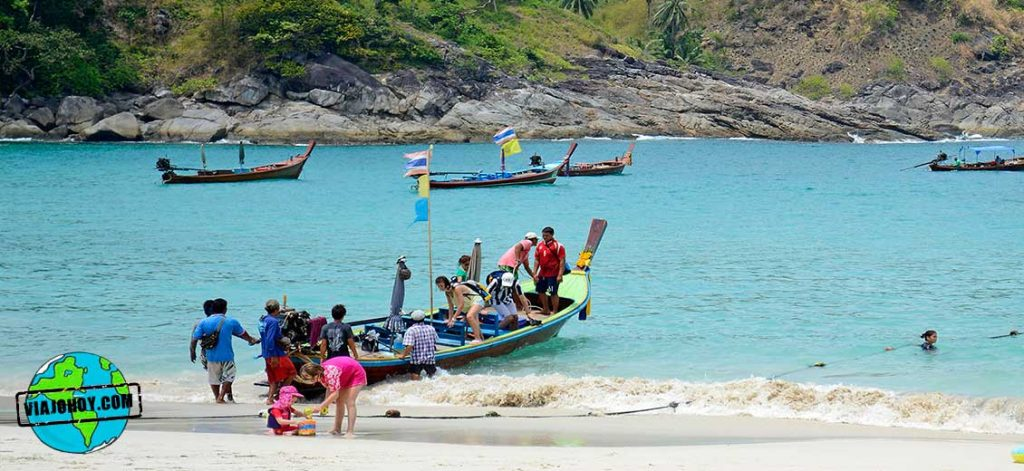 Freedom Beach, una playa desconocida (Phuket)