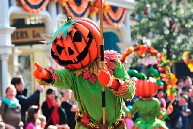 11 destinos donde celebrar Halloween