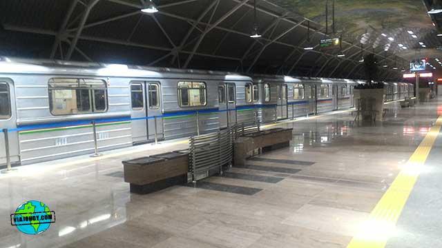 metro-en-sofia-bulgaria Viajar muy barato destino Sofia Bulgaria