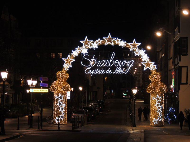 Estrasburgo es la Capital de la Navidad