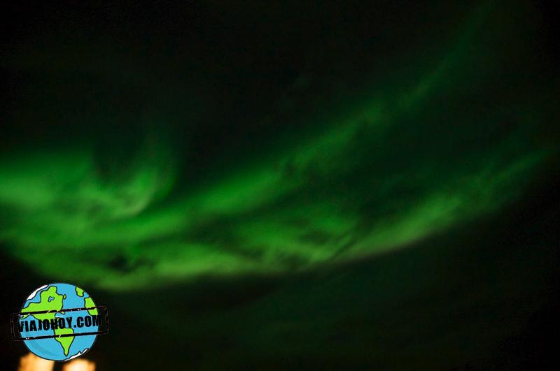 Auroras boreales en Islandia - Viajohoy.es