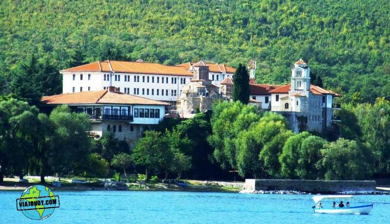 3monasterio-de-Saint-Naum-viajo-hoy El monasterio de Saint Naum