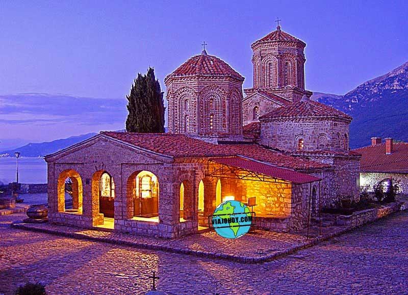 4monasterio-de-Saint-Naum-viajo-hoy El monasterio de Saint Naum