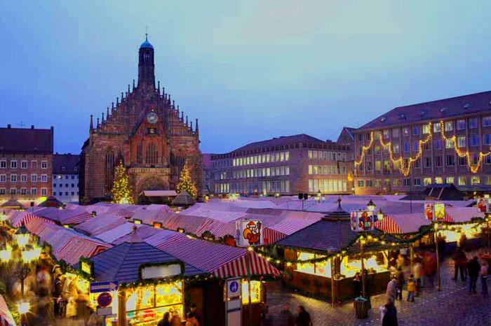 Christkindlesmarkt-nuremberg-viajohoy-com El mercado navideño de Núremberg (Christkindlesmarkt)
