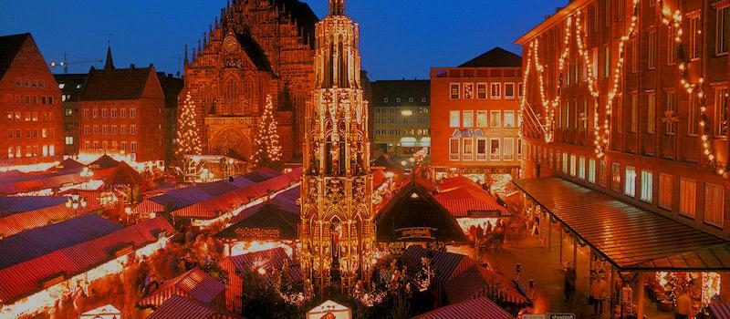 Christkindlesmarkt2-nuremberg-viajohoy-com El mercado navideño de Núremberg (Christkindlesmarkt)