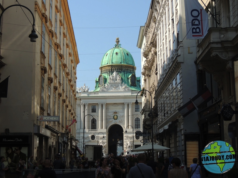 palacio-ofburg-viajohoy-com-1 El Palacio de Hofburg