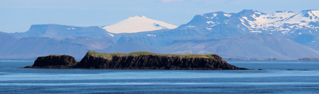 Bahias y Fiordos en Islandia