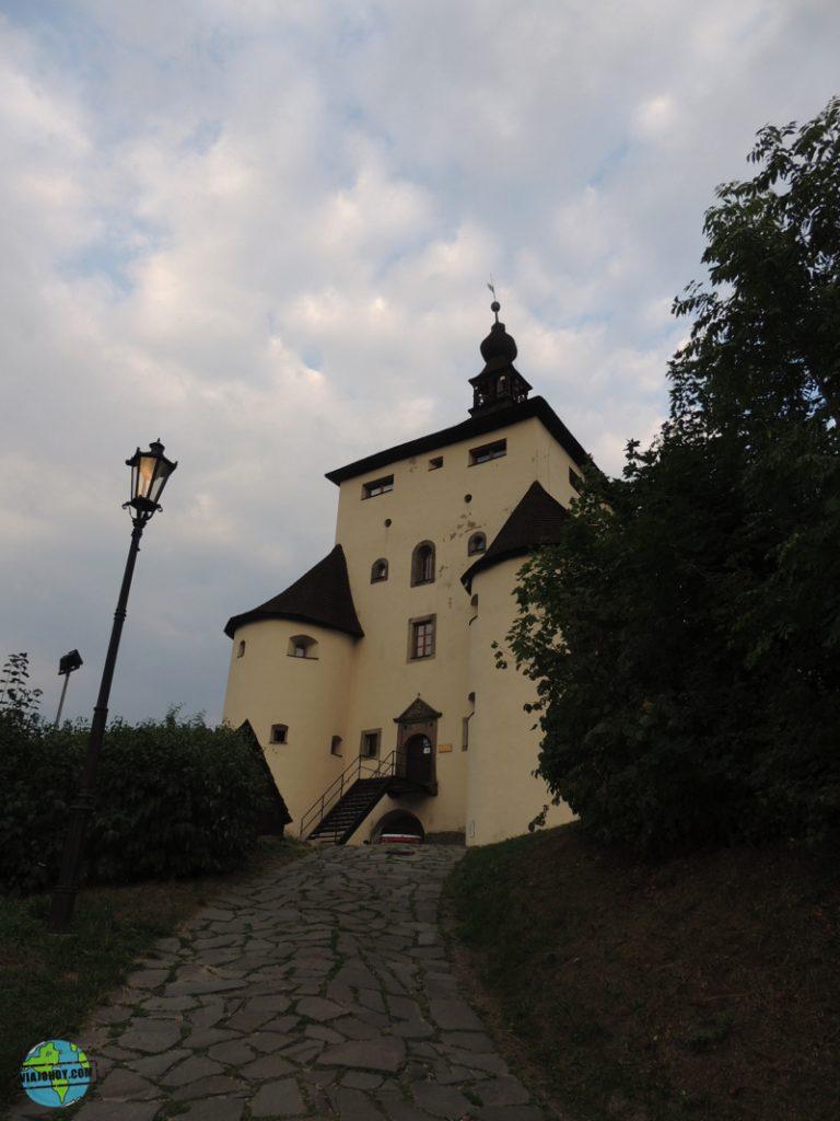 castillo antiguo banska Stiavnica