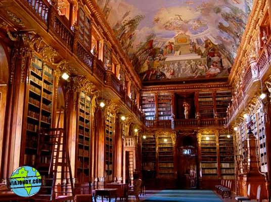 Biblioteca de Strahov