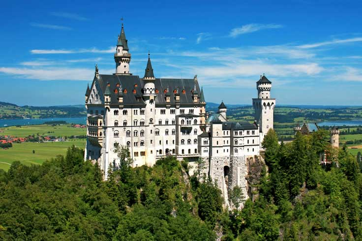 castillo-Neuschwanstein2