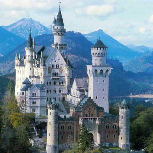 castillo-Neuschwanstein3